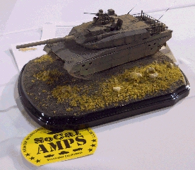 Armored Tank  Model